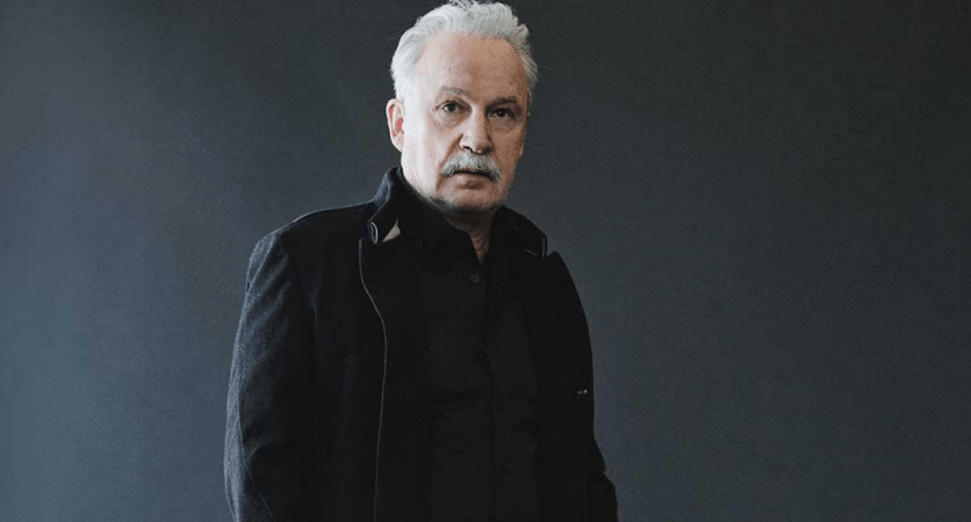 GIORGIO MORODER doesn't like being called  the godfather of electronic music