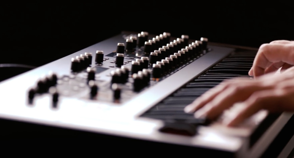 DSI Introduce Prophet X Synthesizer Sampler
