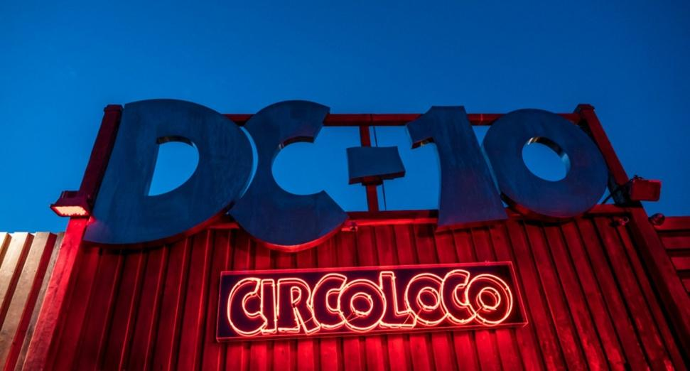 Circloco DC-10 closing party
