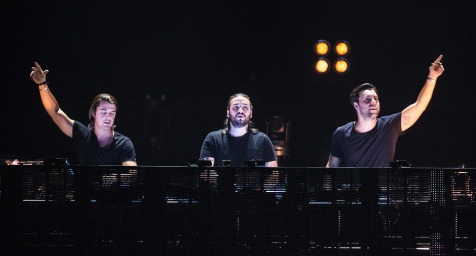 Swedish House Mafia start a new countdown timer on their website