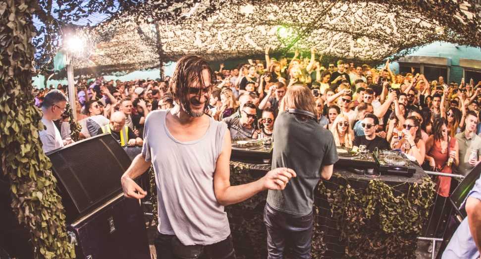 Ricardo Villalobos plays System Set & One Twenty Terrace Party in Leeds
