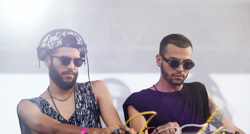 The Martinez Brothers edits mixtape