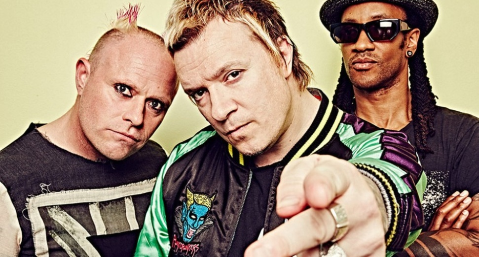 The Prodigy drop new single, 'Light Up The Sky': LISTEN