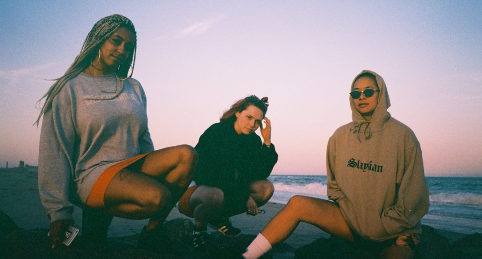 Discwoman team up with Reebok for Sole Fury sneaker campaign