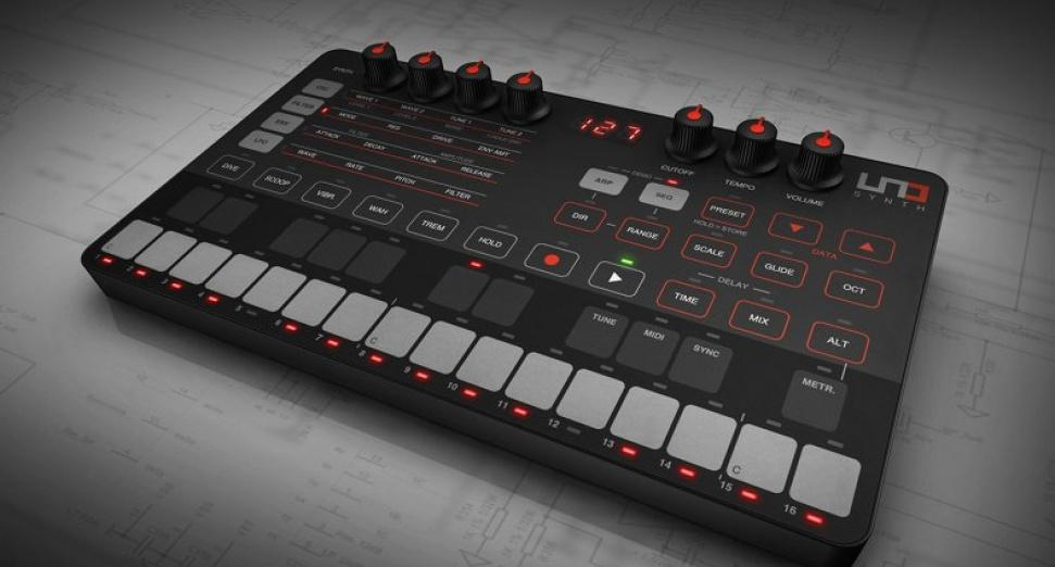IK Multimedia Introduce Uno Synth