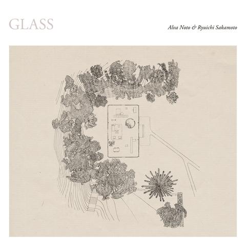 Alva Noto & Ryuichi Sakamoto - Glass