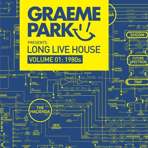 Graeme Park Presents Long Live House Vol 01: 1980s