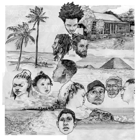 Reginald Omas Mamode IV - Where We Going?