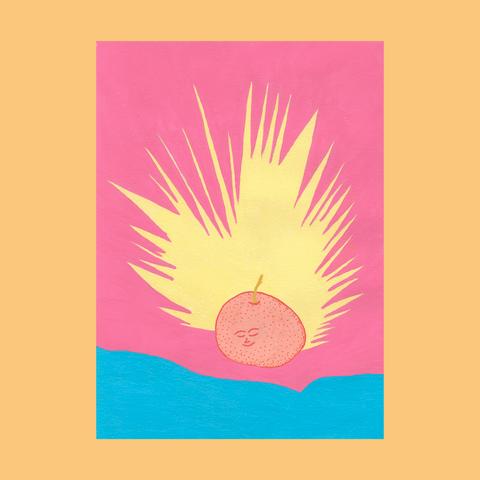 Shanti Celeste - Tangerine